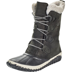 Sorel Out N About Plus Botas Altas Mujer, black